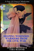 Helping Wounded Warriors From The Civil War (A Pair Of Clean & Wholesome His