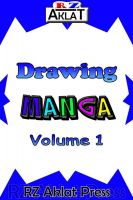 Cover for 'Drawing Manga Volume 1'