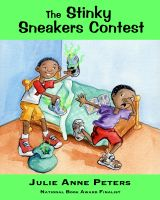 Cover for 'The Stinky Sneakers Contest'