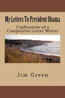 Cover for 'My Letters To President Obama'