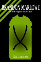 Cover for 'Brandon Marlowe and the Spirit Snatcher'