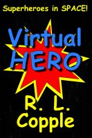 Cover for 'Virtual Hero'