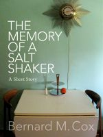 Cover for 'The Memory of a Salt Shaker'