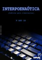 Cover for 'Interpoenaútica'