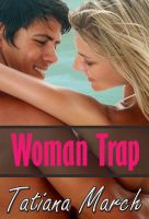 Cover for 'Woman Trap'