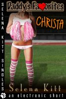Cover for 'Daddy's Favorites: Christa (erotic taboo erotica)'
