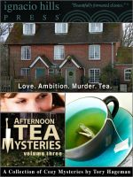 Afternoon Tea Mysteries - 3 cover