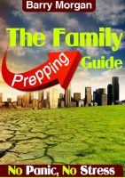 Cover for 'The Family Prepping Guide'