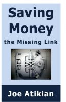 Cover for 'Saving Money: the Missing Link'