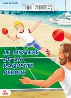 Le mystère de la raquette perdue - Ping-Pong cover