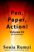 Cover for 'Pen, Paper, Action! - Volume 02'