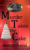 Cover for 'Murder Takes the Cake'