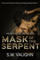 S. W. Vaughn - Mask of the Serpent