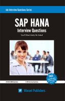 Cover for 'SAP HANA Interview Questions You'll Most Likely Be Asked'
