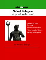 Cover for 'Naked Bologna - stripped to the navel'