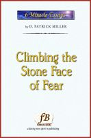 Cover for 'Climbing the Stone Face of Fear'