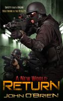Cover for 'A New World: Return'