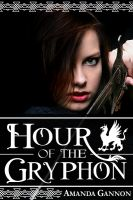 Cover for 'Hour of the Gryphon'