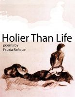 Cover for 'Holier Than Life'