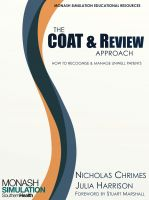 Cover for 'The COAT & Review Approach: How to recognise and manage unwell patients'