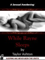Cover for 'While Rayne Sleeps'