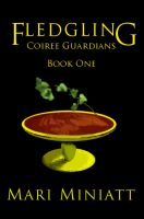 Cover for 'Fledgling: Coiree Guardians - Book One.'