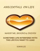 Cover for 'Anecdotals on Life'