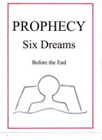 Cover for 'PROPHECY - Six Dreams Before the End'