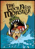 Cover for 'The Loch Ness Monster'