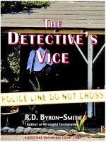 Cover for 'The Detective's Vice'