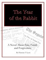 Cover for 'The Year of the Rabbit'