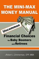Cover for 'The Minimax Money Manual'