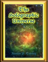Cover for 'The Holographic Universe'