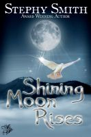 Cover for 'Shining Moon Rises'