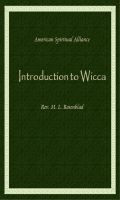 Cover for 'American Spiritual Alliance Introduction to Wicca'