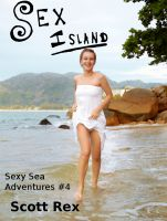 Cover for 'Sex Island - Sexy Sea Adventures #4'