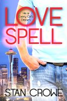 Cover for 'Love Spell'