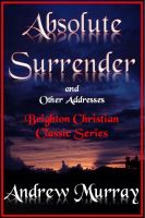 "Cover for 'Absolute Surrender ""and Other Addresses""'"