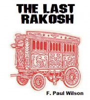 Cover for 'The Last Rakosh'