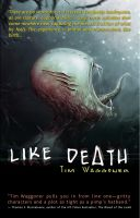 Cover for 'Like Death'