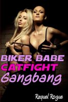 Cover for 'Biker Babe Catfight Gangbang'