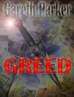 Cover for 'Greed'