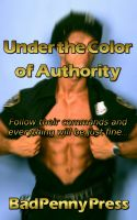 Cover for 'Under the Color of Authority'