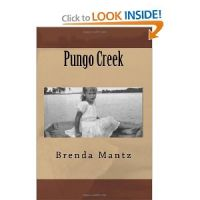 Cover for 'Pungo Creek'