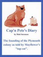 Cover for 'Cap'n Pete's Diary'