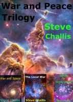 Cover for 'War and Space trilogy'