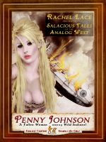 Cover for 'Penny Johnson - Salacious Tales of the Analog West'