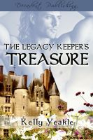 Cover for 'The Legacy Keeper's Treasure'