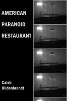 Cover for 'American Paranoid Restaurant'