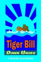Cover for 'Tiger Bill Down Under'